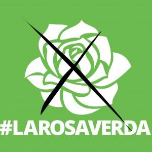 #LAROSAVERDA2017