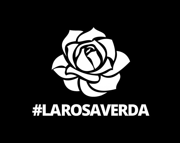#LAROSAVERDA copy